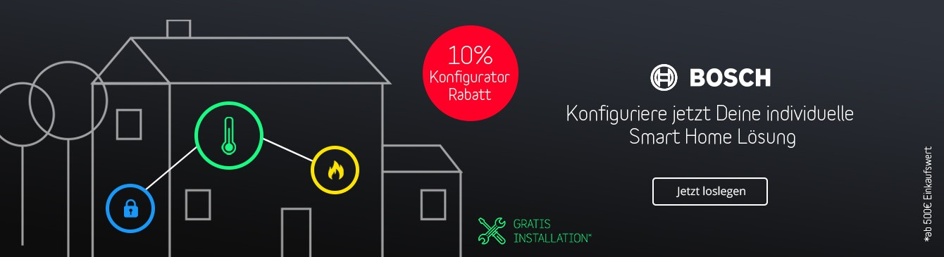 Bosch Smart Home Alle Kompatiblen Gerate Tink