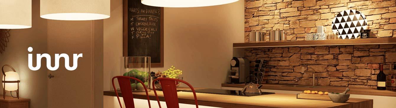 innr philips hue kompatible leuchten kaufen tink google home. Black Bedroom Furniture Sets. Home Design Ideas
