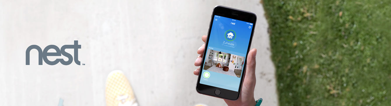 Smart Home Produkte von Nest